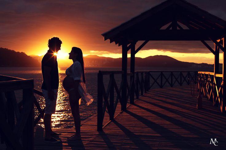 Mulher grávida, gestação, pôr do sol, pôr do sol, teste de praia, fotos de grávida, pôr do sol   – Gravidas criativas