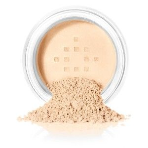 "ELF mineral foundation--just tried this, works the same as Bare Minerals. They also have a ""mineral booster"" that works the same as BM's mineral veil."
