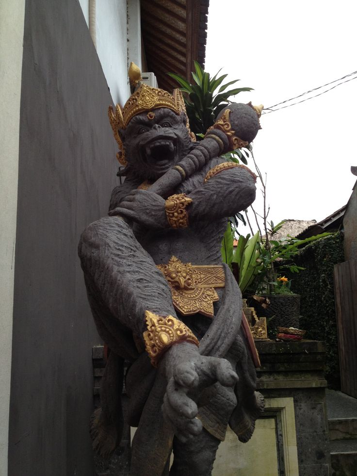 Hanuman Bali 2013