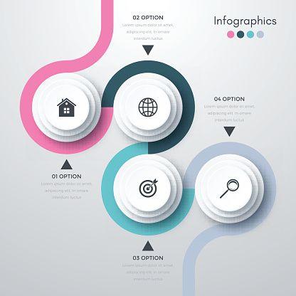 Vector Art : Vector illustration infographics