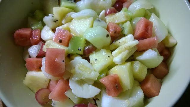 Tupun tupa: Hedelmäsalaatti