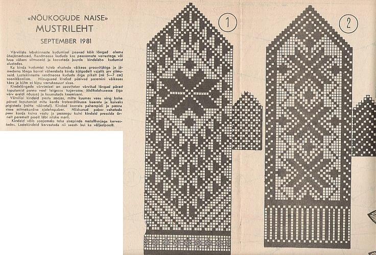 Russian patterns