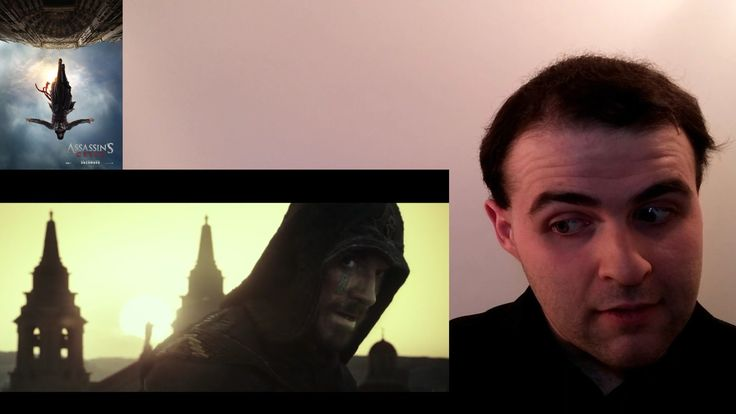 Assassin's Creed Official Trailer #1 REACTION & REVIEW! (Is Michael Fass...
