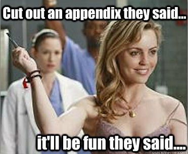 GREY'S ANATOMY & PRIVATE PRACTICE MEMES