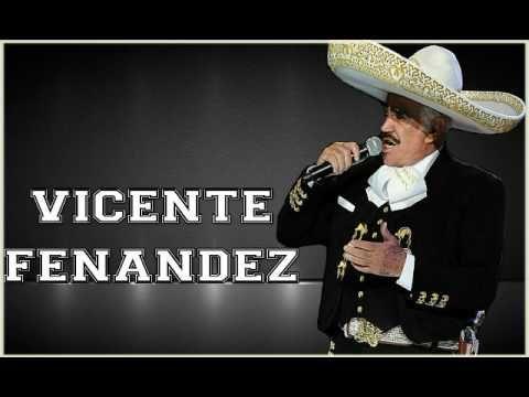 Vicente Fernández - Grandes éxitos de Los Dandys 1999  CD completo - YouTube