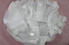 Cómo blanquear ropa: Esta es la forma más eficaz de conseguir La Ropa Blanca…