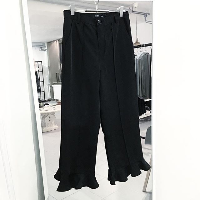 Prremium blomster pants 900 DKK #SMUSMY