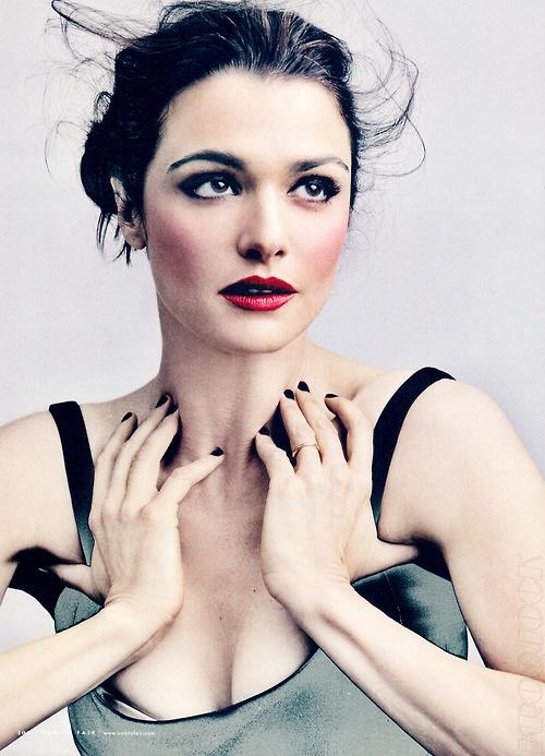 Rachel Weisz - Vanity Fair photographed by Craig McDean, August 2012