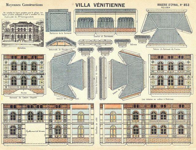 villa venitienne by pilllpat (agence eureka), via Flickr
