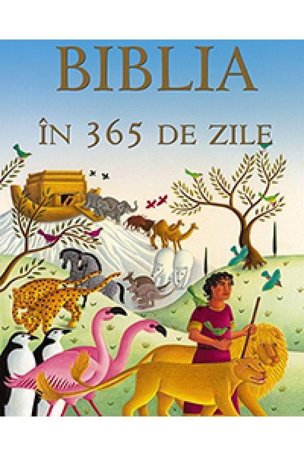 Biblia pentru copii in 365 de zile