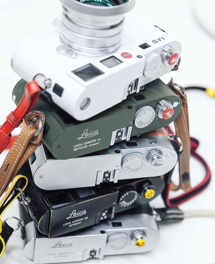 LeicaCraft — Stacked! OMG… by @uncle_santa #leicacraft...