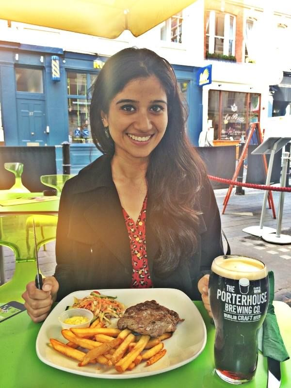 Anisha began here amazing #culinary journey from in #London. With so much to offer, her trip turned out to be a perfect delight. Follow her through her journey here.