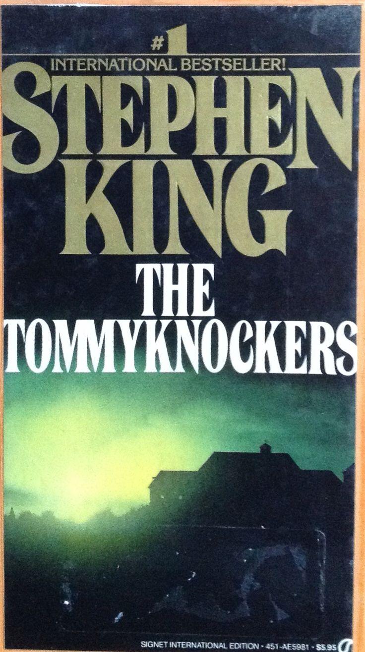 Stephen King: de gloed (engels)