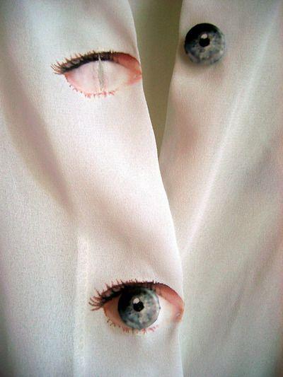 #fashion #detail #eye