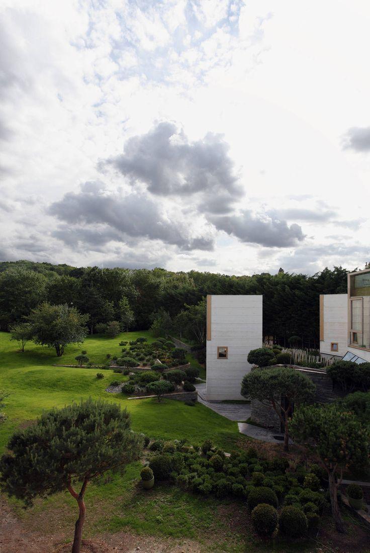 Maison L By Christian Pottgiesser Architectures Possibles