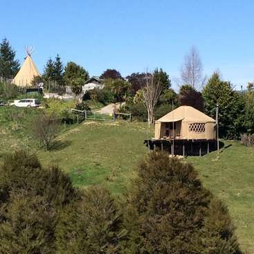 Workaway in New Zealand. Pratice yoga & meditation while helping at the…