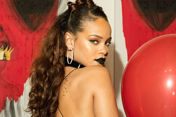 "Rihanna To Star In Upcoming Sci-Fi Movie, ""Valerian"""