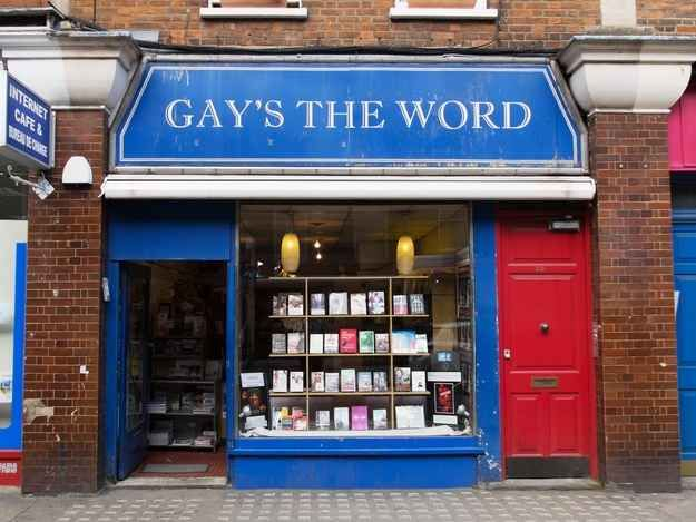 Gay's The Word , 66 Marchmont Street, London, WC1N 1AB. | 14 Beautiful Independent Bookshops In London