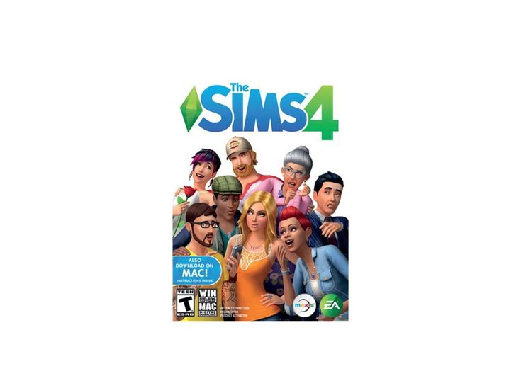 The Sims 4 Mac|Windows for $19.99 at Best Buy
