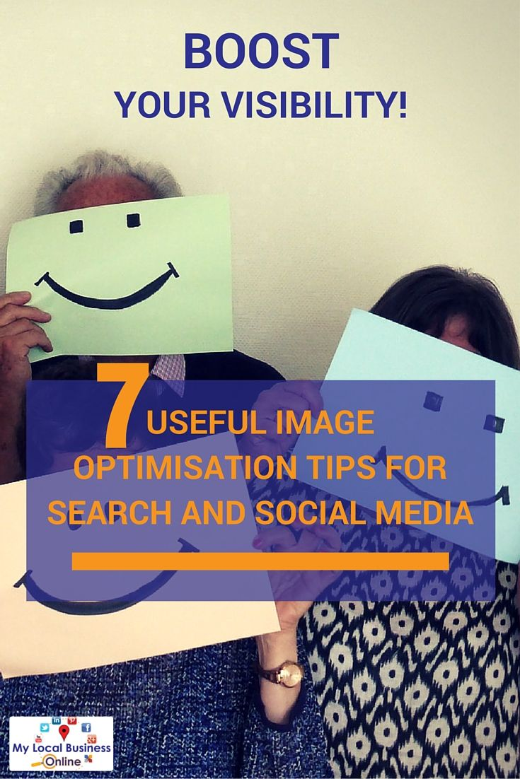 Easily power up your posts and pages with these 7 useful image optimisation tips for search and social media. Number 5 is essential - do you do it?