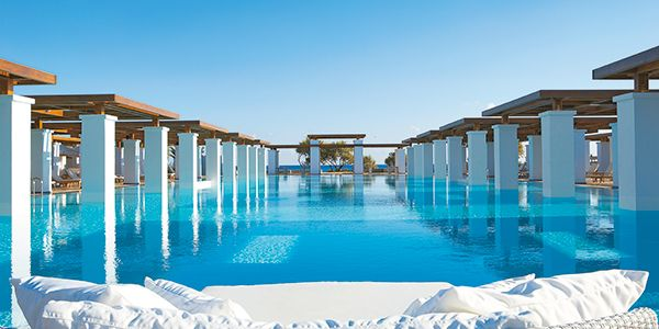 Water and Sports Activities | Amirandes Luxury Resort, Crete