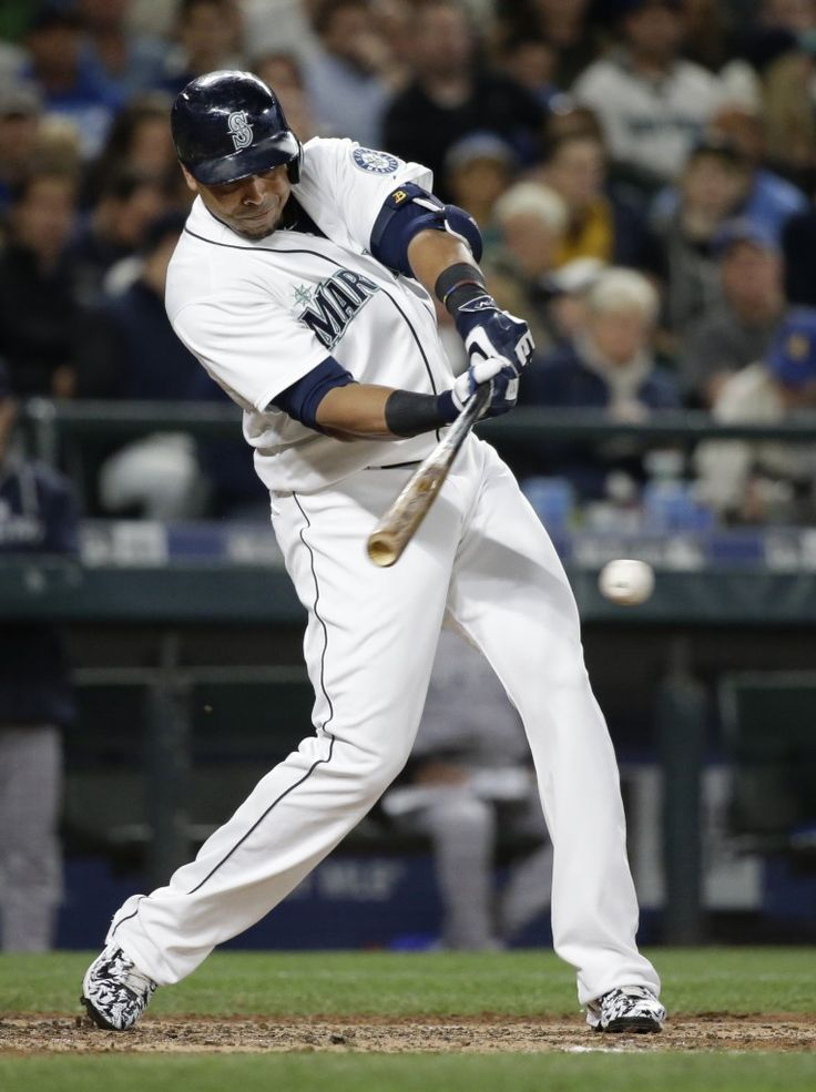 34. Nelson Cruz  -  Nelson Ramón Cruz Martínez is a Dominican professional baseball right fielder and designated hitter for the Seattle Mariners of Major League Baseball. He has also played in MLB for the Milwaukee Brewers, Texas Rangers, and Baltimore Orioles.