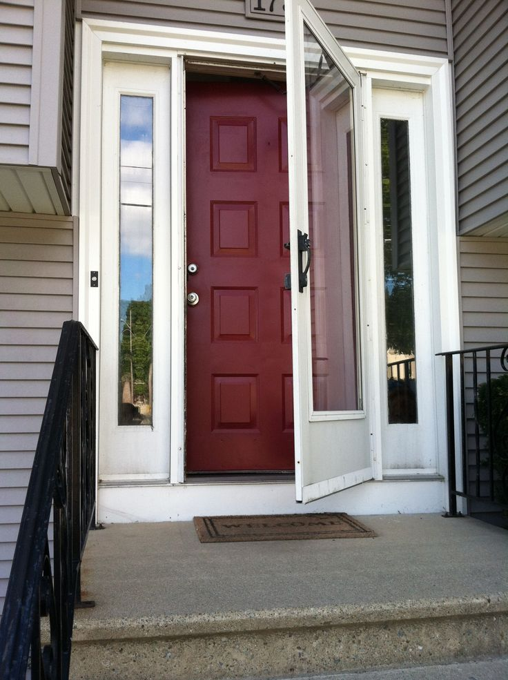 7 Best Door Color Images On Pinterest For The Home Homes And
