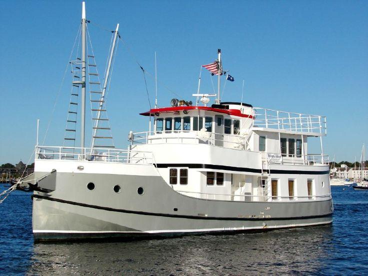 1989 Florida Bay Coaster Trawler Power Boat For Sale - www.yachtworld.com