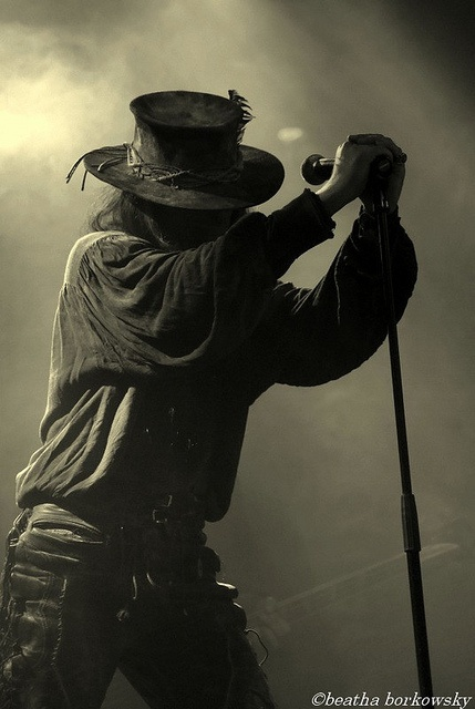 FIELDS OF THE NEPHILIM - Ballroom Passions 2012 DRESDEN by Beatha Borkowsky
