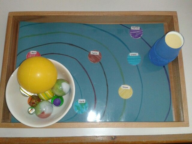 solar system marbles - photo #15
