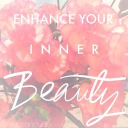 ENHANCE YOUR INNER BEAUTY.  x Emmi  www.emmikainulainen.com