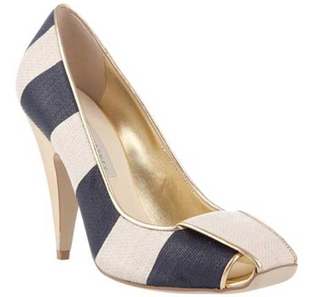 These Stella McCartney shoes are rocking my world.
