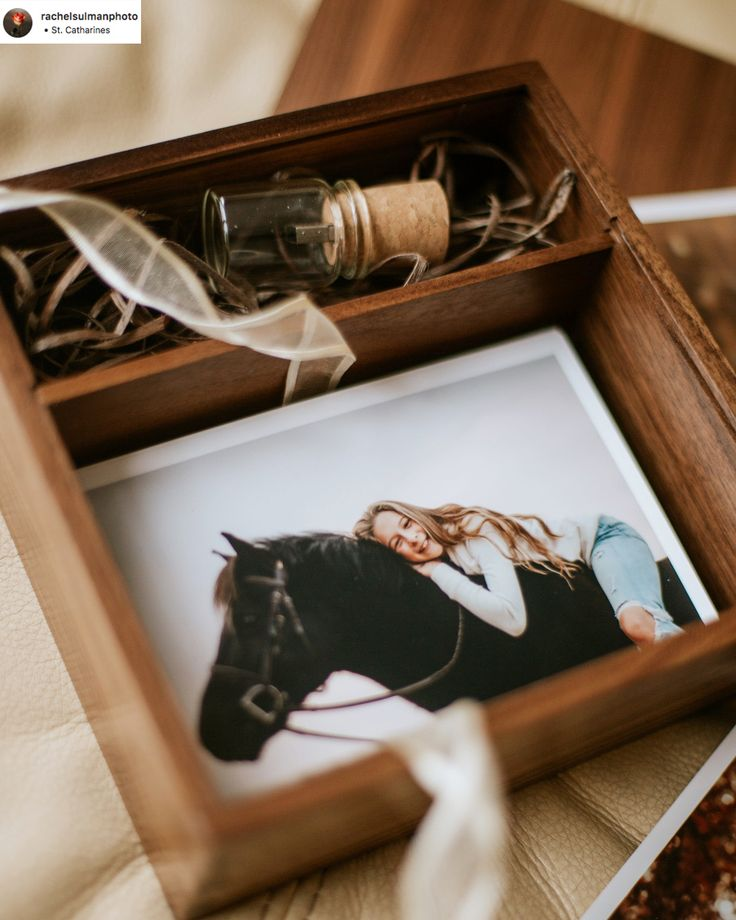 Как красиво упаковать фото фотографу