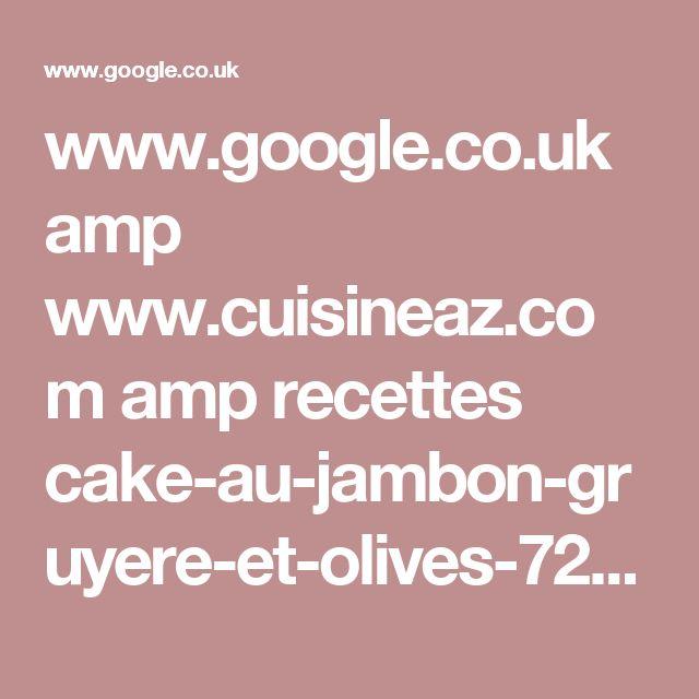 www.google.co.uk amp www.cuisineaz.com amp recettes cake-au-jambon-gruyere-et-olives-72692.aspx