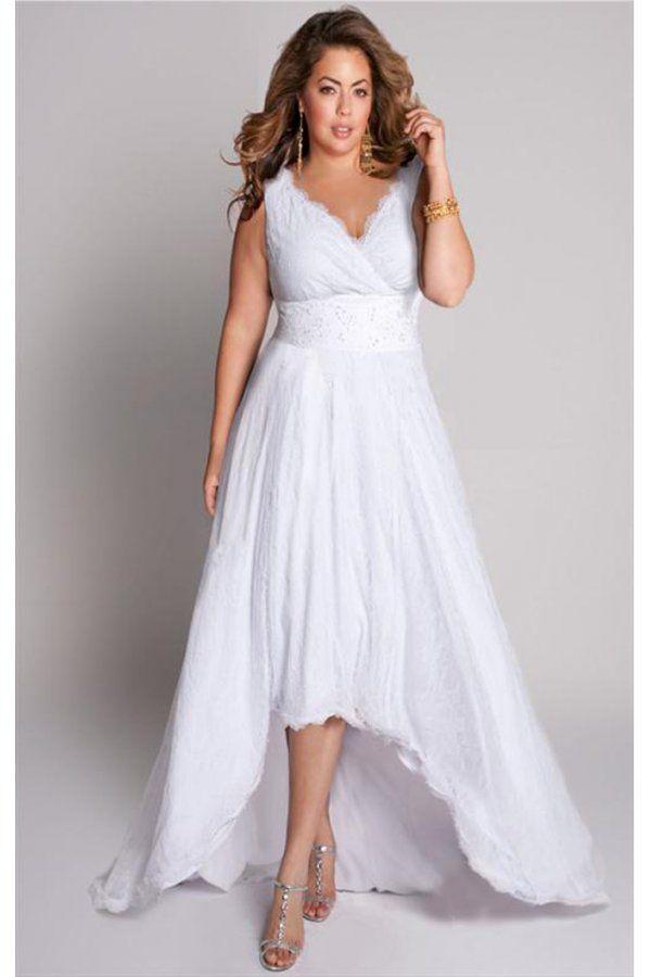 robe mariage curvety Robes de mariée grandes tailles : de belles photos pour rêver en pleine saison des mariages