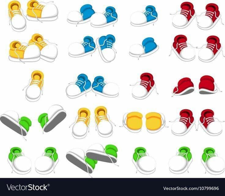 بطاقات رووووعة لتمييز الالوان مفيدة لزيادة التركيز والتواصل البصري عندما يتراوح عمر الطفل مابين 2 3 سنوات يكون قد اصبح مستعد لتعلم الالوان ولكن ليس بالضرورة Cartoons Vector Vector Vector Free