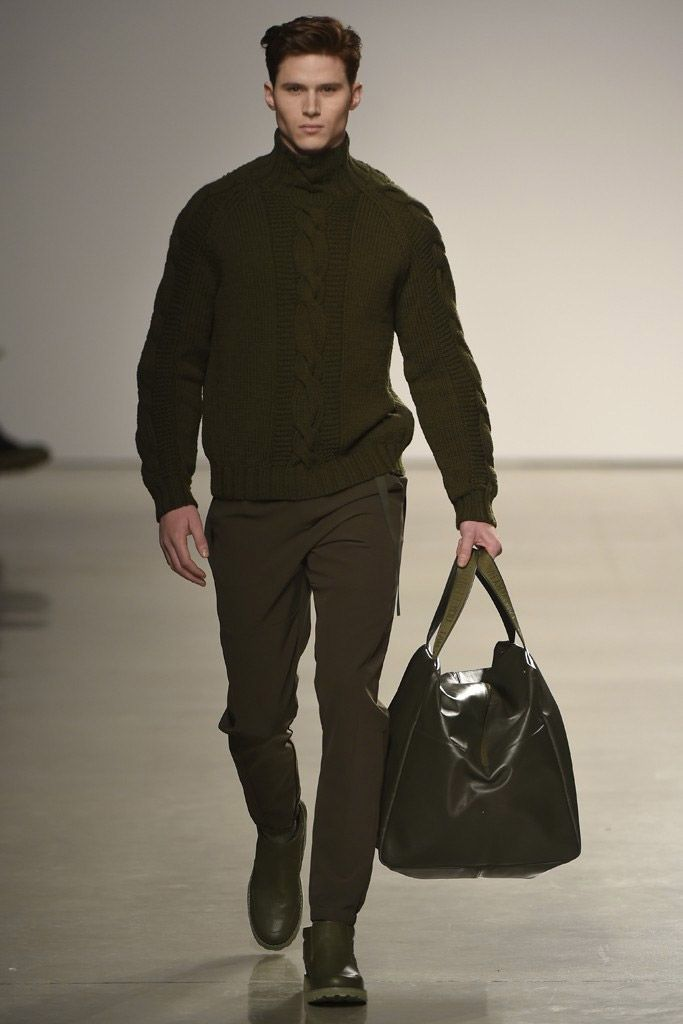 Perry Ellis - New York Fashion Week Automne/Hiver 2015