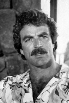 Tom Selleck as Magnum!