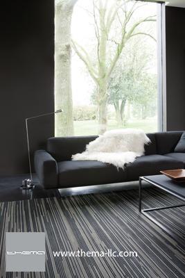 ZEBRANO floor rug