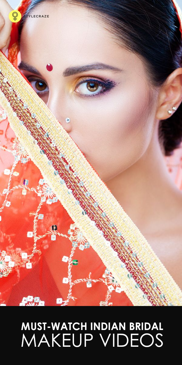 Get ready for perfect bridal beauty with my countdown. Check out these top ten bridal makeup videos, which will help you get that flawless look ...