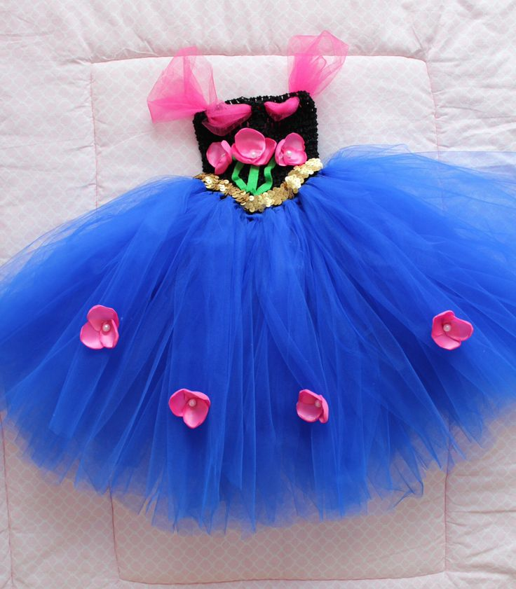 Baby Frozen Anna Tutu Dress for Baby Girl 6-18 Months First Halloween Costume by AverysCoutureLook on Etsy https://www.etsy.com/listing/203773023/baby-frozen-anna-tutu-dress-for-baby