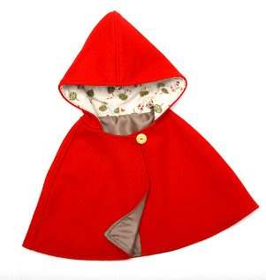 Red Riding Hood: Hoods Capes, Baby Kids Closet, Baby Baby, Baby Girls, Red Riding Hoods, Baby Brooklynn, Culture Baby, Kids Clothing, Christmas Capes