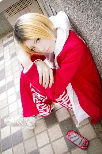haikyuu cosplay kenma kozume03