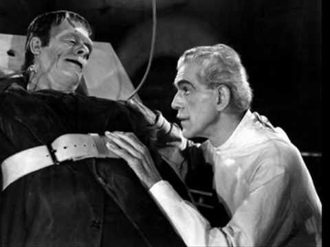 """THE MONSTER MASH ~ Bobby """"Boris"""" Pickett & The Crypt Kickers  1962 """"The zombies were having fun, The party had just begun, The guests included Wolfman, Dracula, and his son. They did the Mash, They did the Monster Mash…"""" #music #Halloween"""