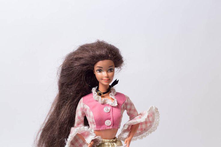 Mattel Barbie Puppe Doll bruneta černé vlasy Midge Kira Teresa včetně oblečení. | eBay