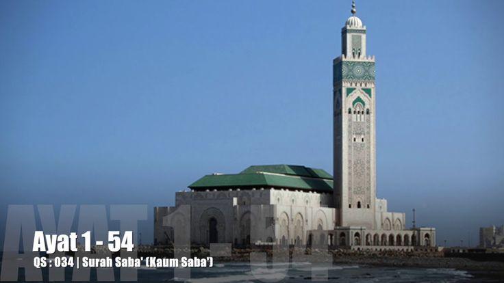 Al Quran Surah Saba' Lengkap Teks Arab, Bacaan dan Terjemahannya