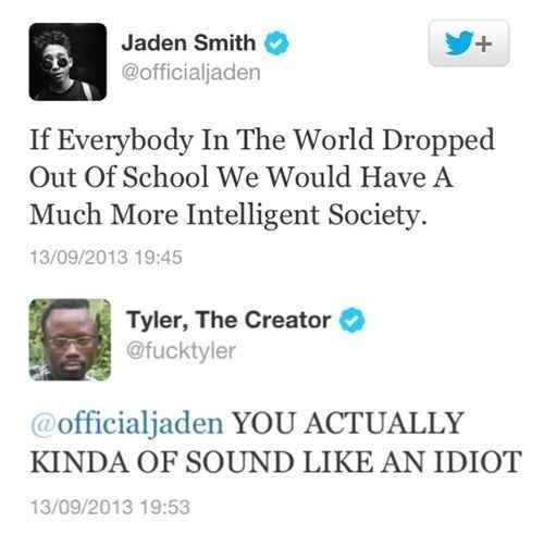 15 of the Truest Tyler, The Creator Tweets - Quotes For Bros