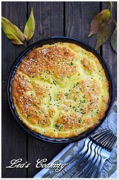 Delicious Cabbage Pie