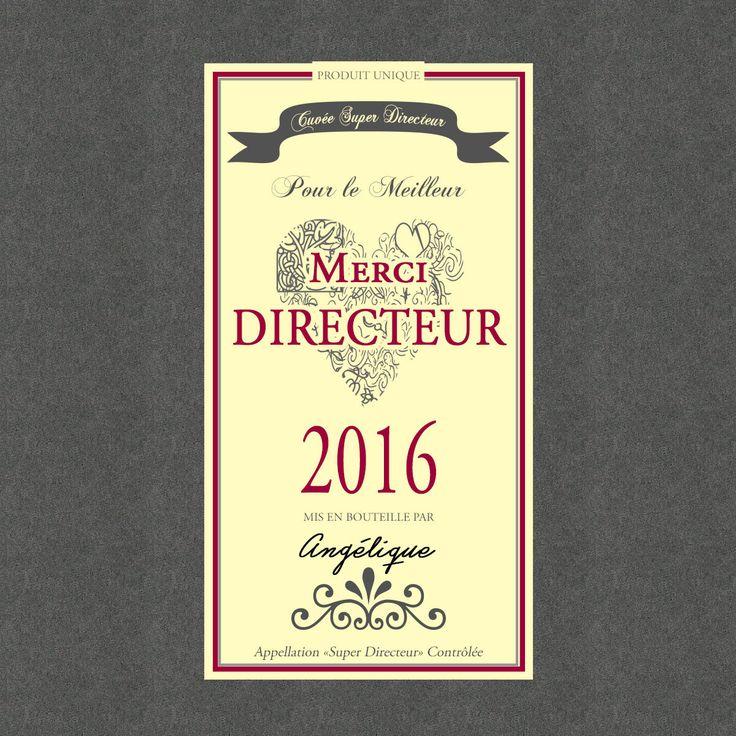 Bekannt Plus de 25 idées uniques dans la catégorie Etiquette de vin  JU63