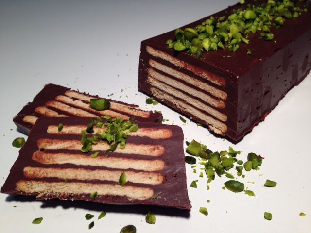 Kiksekage lavet på kondenseret mælk - Opskrift-kage.dk